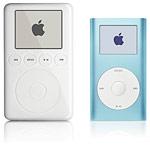 新旧 iPod 比較